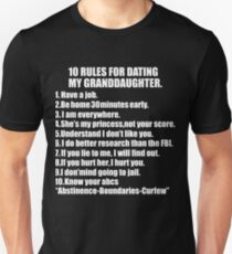 10 rules for dating my granddaughter