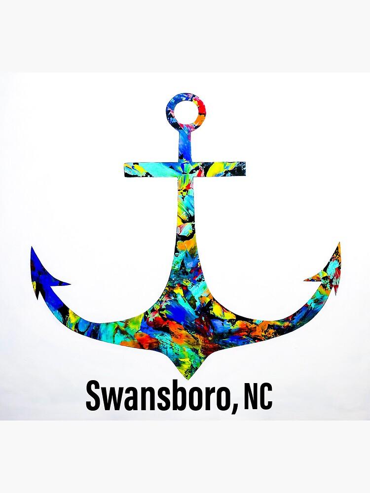 Swansboro NC Anchor  by barryknauff