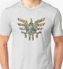 Monsters Draw Near Unisex T-Shirt