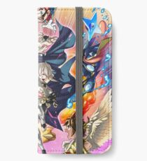 Smash Corrin Reveal Illustration From Fire Emblem Fates iPhone Wallet/Case/Skin