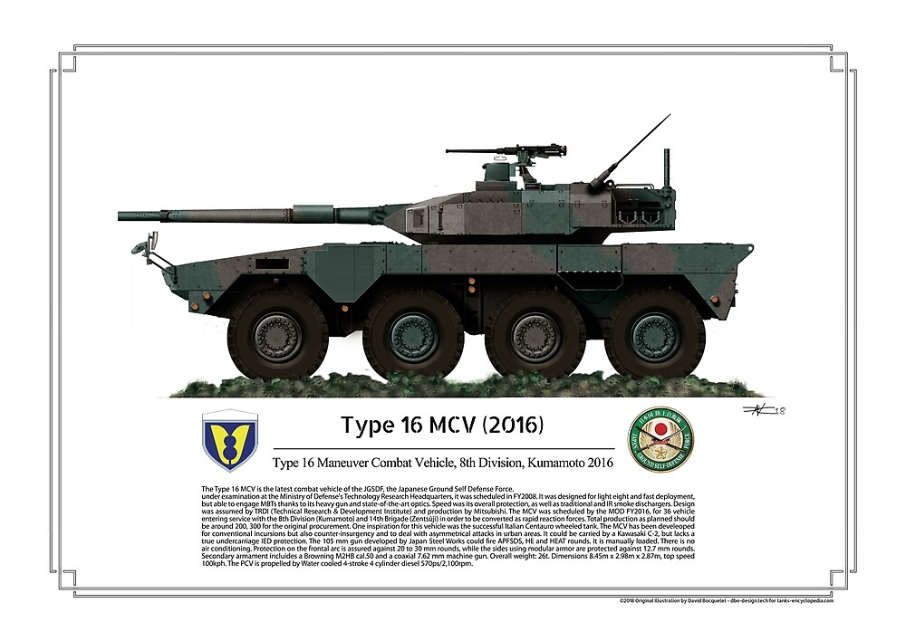 Type 16 Combat Maneuver Vehicle