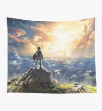 Legend of Zelda : Breath of the Wild artwork Wall Tapestry