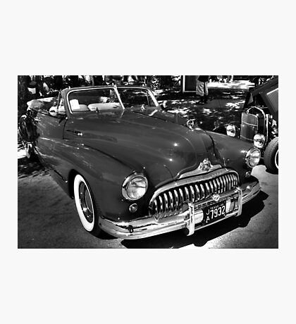 48 Buick Photographic Print
