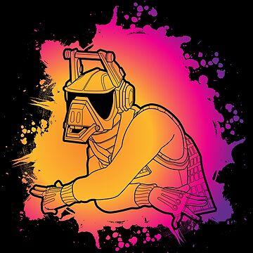DJ Llama Yonder Skin by japdua