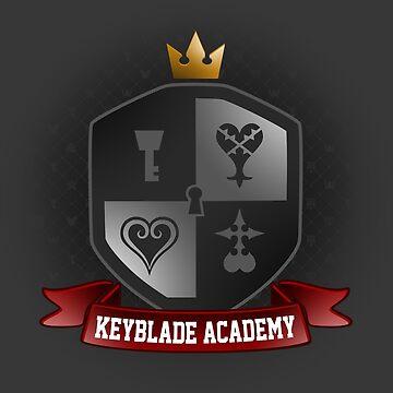 Keyblade Academy (Kingdom Hearts) by Ruwah