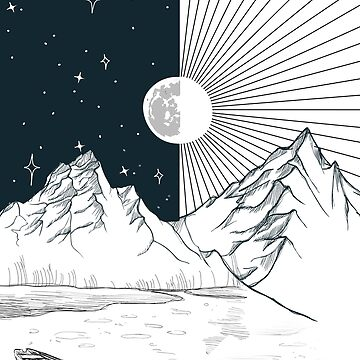 Mountain Dream by draw4you