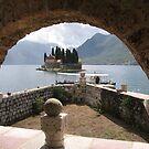 View through the arch by Elena Skvortsova