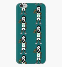 Nice -scary- cool -terry iPhone Case