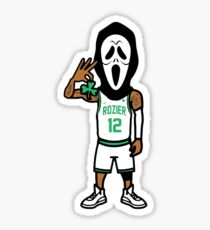Nice -scary- cool -terry Sticker