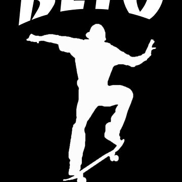 Beto for Texas Skater by Thelittlelord