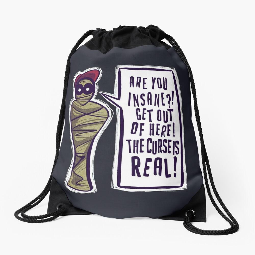 Mummy Insane Drawstring Bag