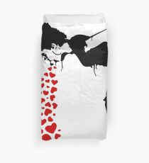 Lovesick - Banksy, Streetart Street Art, Grafitti, Artwork, Design For Men, Women, Kids Duvet Cover