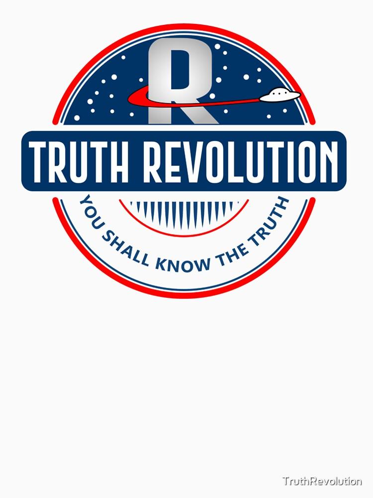 Truth Revolution Main Logo  by TruthRevolution