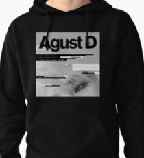 Agust D Pullover Hoodie