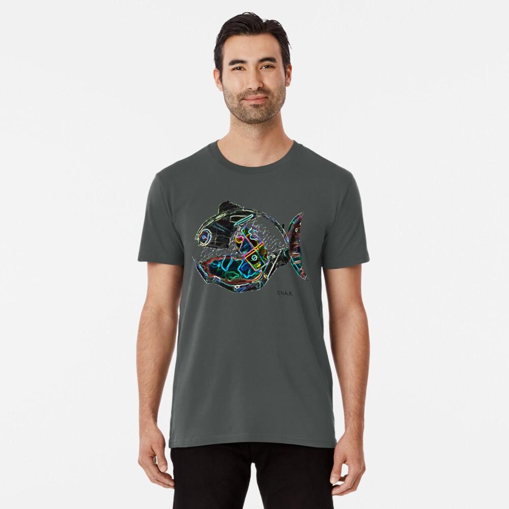 GNAR FISCH Premium T-Shirt