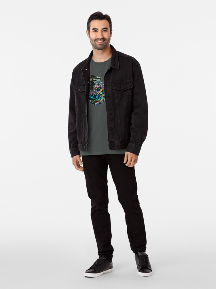 Alternative Ansicht von GNAR FISCH Premium T-Shirt