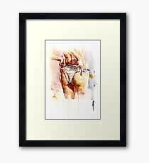 June Framed Print