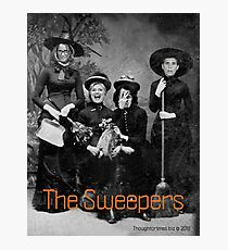 The Sweepers Photographic Print