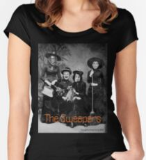 The Sweepers Women's Fitted Scoop T-Shirt