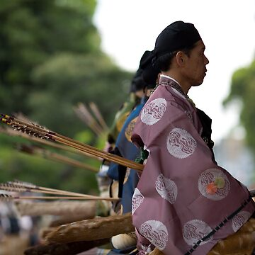 japanese archery tournament by ryfoto