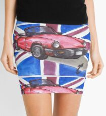 God Save The Queen, Leave The Triumphs To Me Mini Skirt