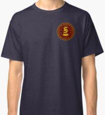 Salvatore Boarding School Crest Classic T-Shirt