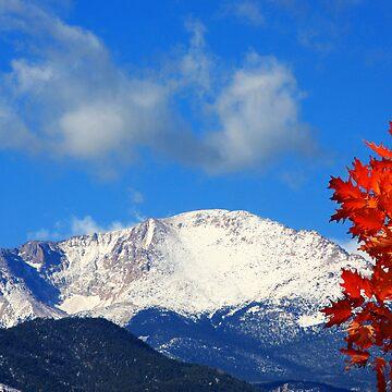 Autumn Under the Peak by Beverlytazangel