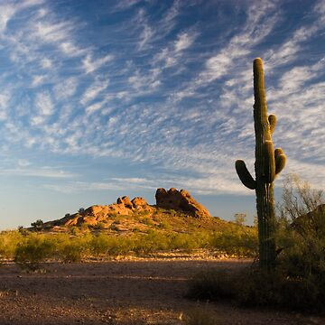arizona sunrise by ryfoto