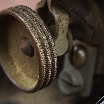 Old Friend - Thumbwheel by keystone
