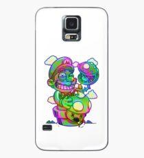 Trippy Mario Case/Skin for Samsung Galaxy