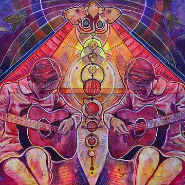 Cosmic Rhythm by BethDAngelo