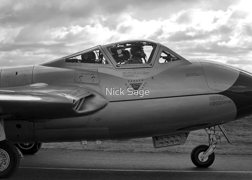Vampire Jet by Nick Sage