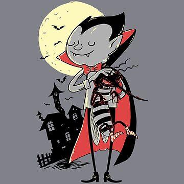 Dracula hat ein neues Haustier bekommen von triagus