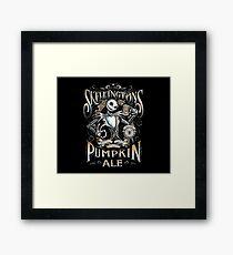 pumkin art Framed Print
