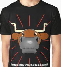 coward / coward Graphic T-Shirt