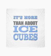 More than About Ice Cubes  Scarf