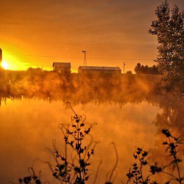 An Autumn Sun 2 by LynyrdSky