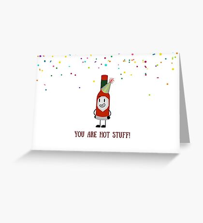 You Are Hot Funny Birthday Card For Boyfriend Husband Wife Girlfriend Best Friend Mum Friends