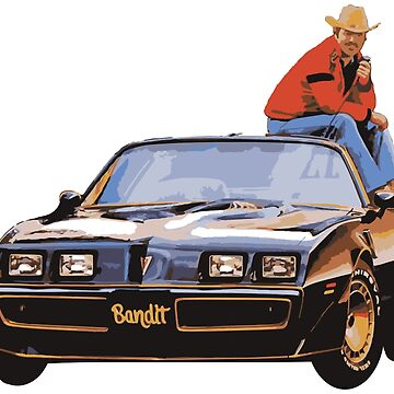 Smokey and the Bandit - Trans Am by McFrys