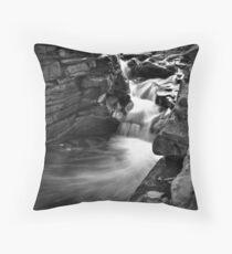 Wispy Cascade Throw Pillow