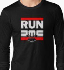 Run Delorean - DMC Inspired Long Sleeve T-Shirt