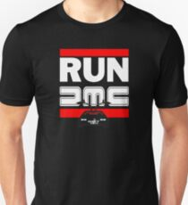 Run Delorean - DMC Inspired Unisex T-Shirt