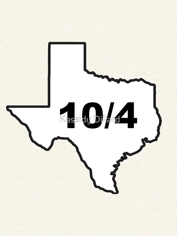 Texas Sized 10/4 by kasdillard