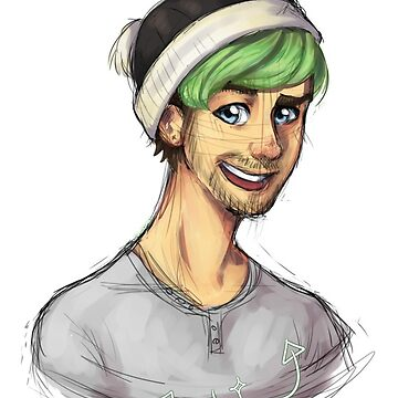 Cute Jacksepticeye by GrizzlyGoods
