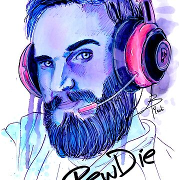 Neon Pewds by GrizzlyGoods