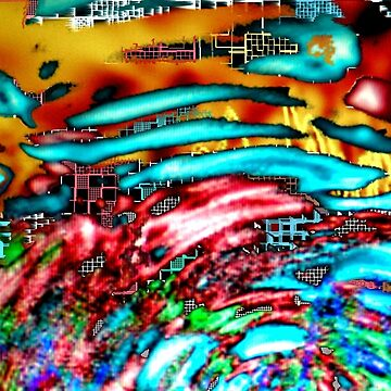 Neon Fog by sethweaver