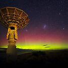 Satellite Station Aurora by James Garlick