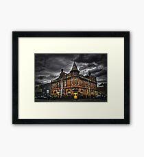 Perseverance Hotel  Framed Print