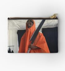 Lil Tracy Orange Hokage Blade Studio Pouch