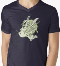 FlyGirl Men's V-Neck T-Shirt